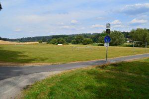Büchenwerra-Sportplatz am R1