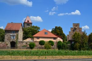 Guxhagen-Hotel Bellini und Kloster