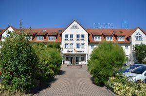 Guxhagen-Hotel Montana